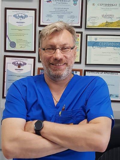 Терехин Игорь Владимирович