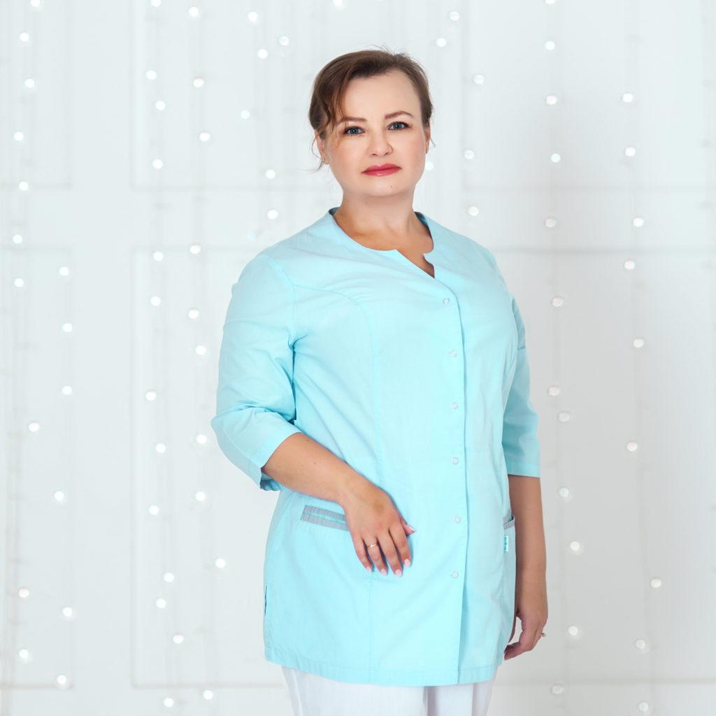 Феоктистова Татьяна Евгеньевна